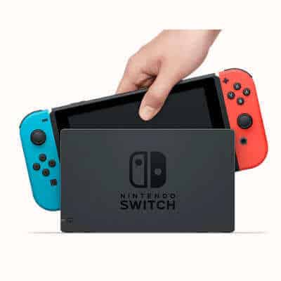 Arreglar la Nintendo Switch en Valencia